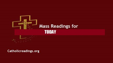 Catholic Sunday 16th May 2021 Online Daily Mass Readings