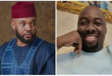 What Nollywood Actor William Uchemba said about Obi Cubana's Mother