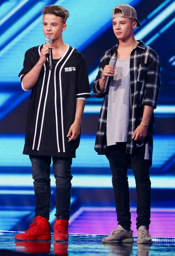 Kyle-and-Josh-Brooks-as-The-Brooks-on-X-Factor