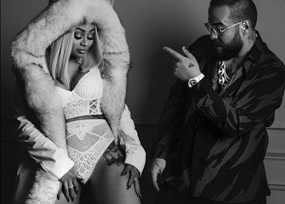 Blac Chyna back to her Old Flame - She's a Vixen in new video