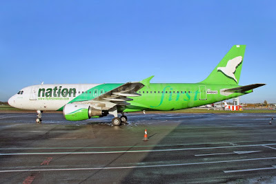 Breaking: Nation Airline suspends operation