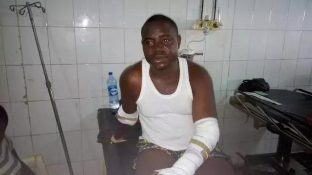 Survivor of Calabar tragedy where football fans died recounts his ordeal