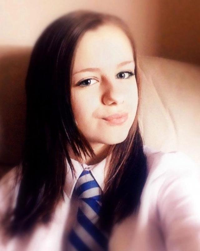 Schoolgirl, 13, found hanged at home with 'I hate my brother' written on her arm 'after pair argued because she didn't wake him for work'