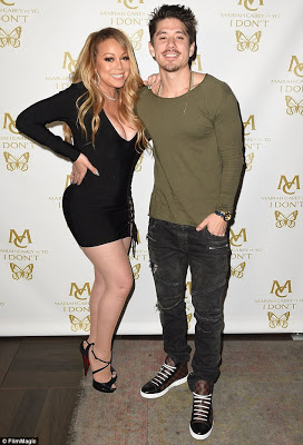 Mariah Carey And Ex Husband Nick Cannon Spark Rumours Of Romantic Reunion 2