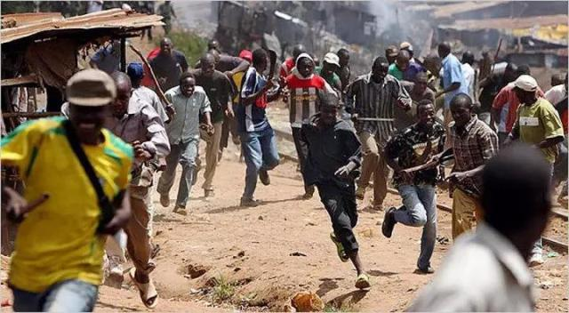 Fulani herdmen attack in benue