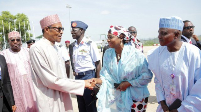 Buhari expected to be back to nigeria