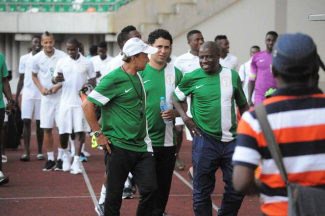 Nigeria vs Zambia: See full list of Super Eagles starting line-up