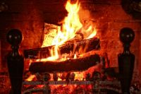 Starting a Fire in a Cold Chimney - Smithtown NY