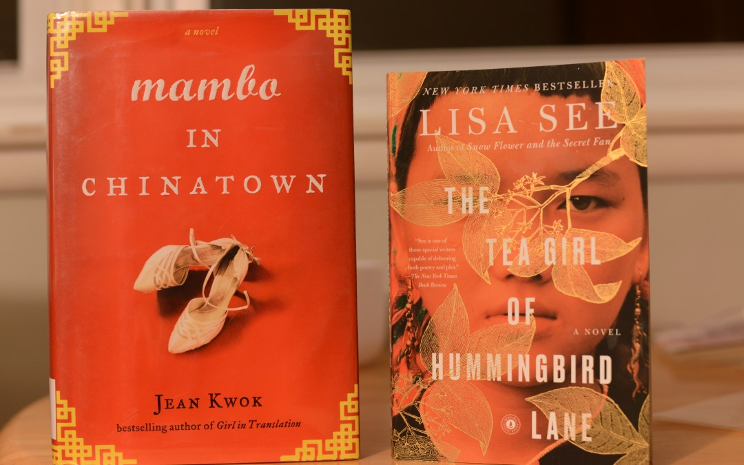 Comparative Book Review: The Tea Girl of Hummingbird Lane and Mambo in Chinatown