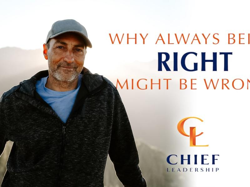 Why Always Being Right Might Be Wrong