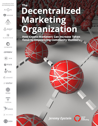 The Decentralized Marketing Organization at MarTech