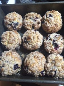 Homemade Blueberry Muffins Frugal Family Fun