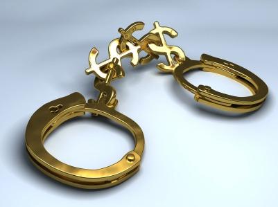 Golden handcuffs