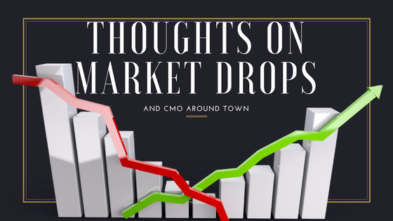 Thoughts On Market Drops