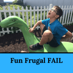 Fun Frugal FAIL