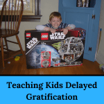 Teaching Kids Delayed Gratification