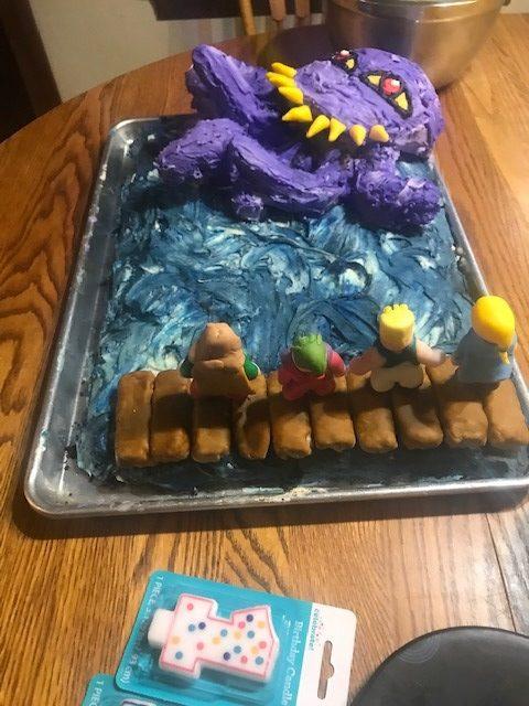 Ultros Cake