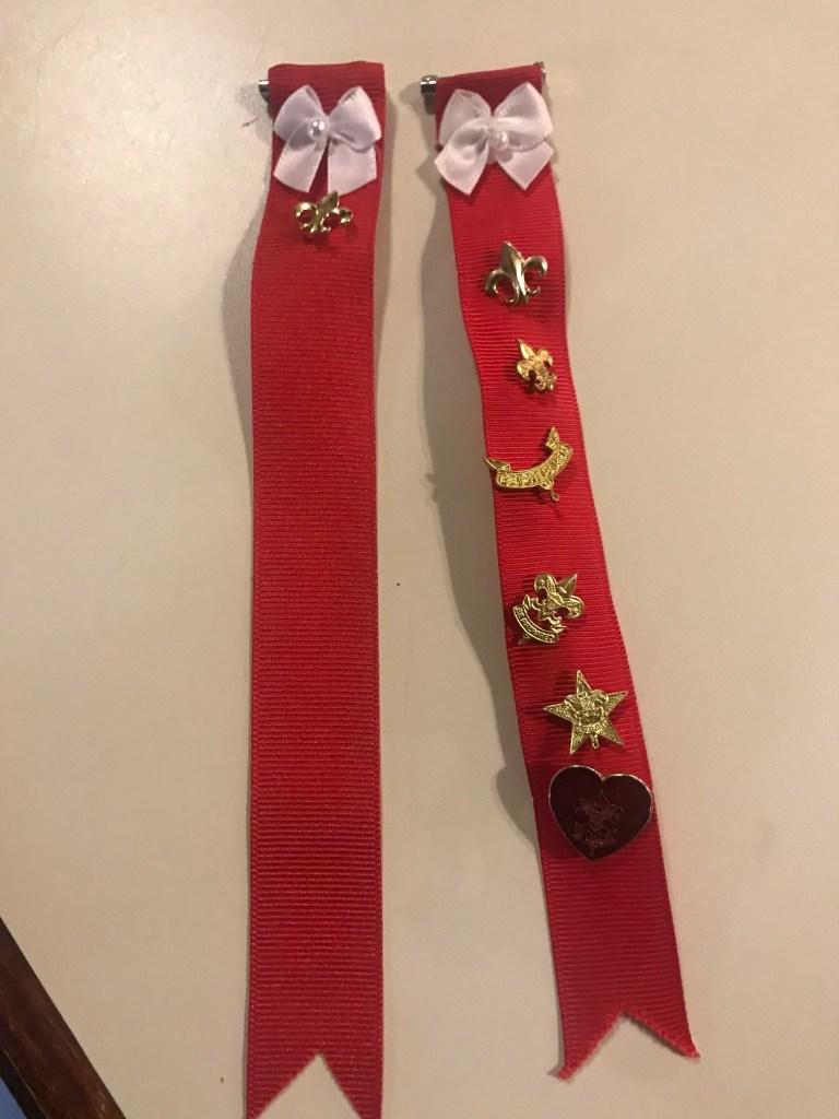 Boy Scout Ribbons