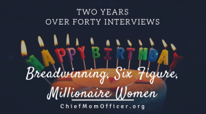 Two Years Forty Interviews
