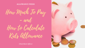 How Much How To Calculate Allowance