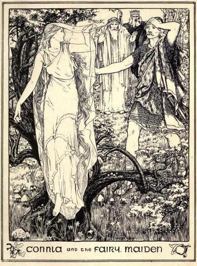 See http://folklorethursday.com/myths/tinker-bells-lover/#sthash.3pmE4Vpn.dpbs