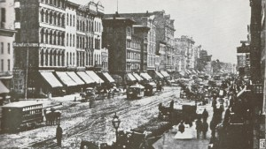 State Street Chicago 1870s