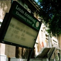 3- louis armstrong school