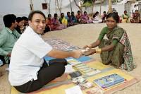 Vikram Akula of SKS Microfinance