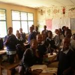 children at the formal, public primary school