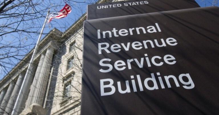 IRS, Internal Revenue Service, wealth tax