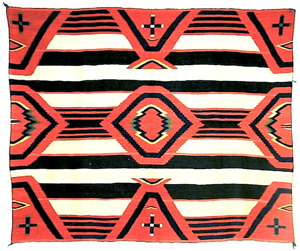 Late Classic Navajo Third Phase Blanket