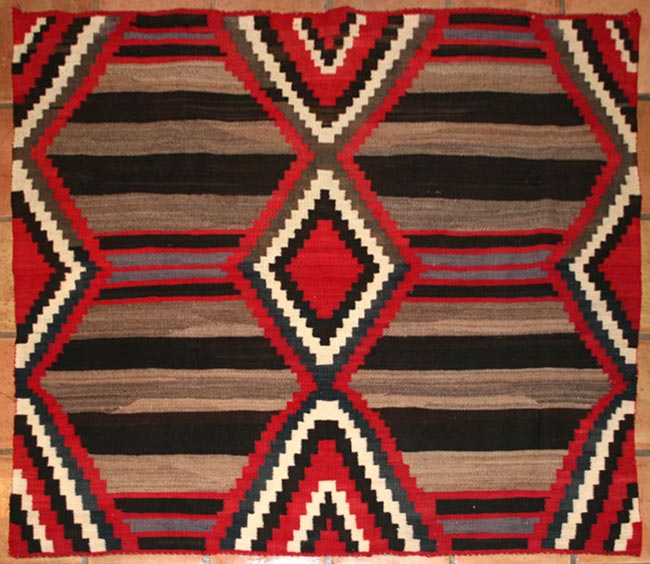 Navajo Transitional Chiefs Blanket