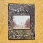 Memoirs book by Evelyn Johnson