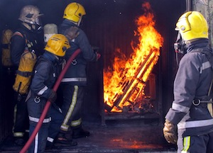 STCW Fire Fighting & Fire Prevention Course