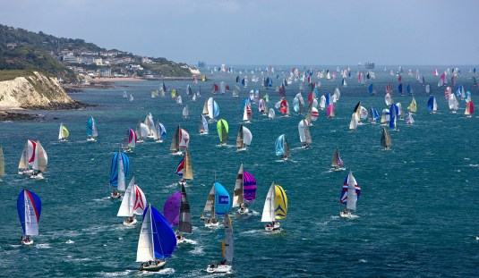 JPMorgan Asset Management Round the Island Race 2009