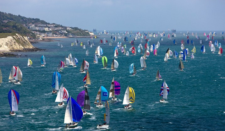 JPMorgan Asset Management Round the Island Race 2009
