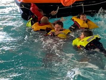 RYA MCA Sea Survival
