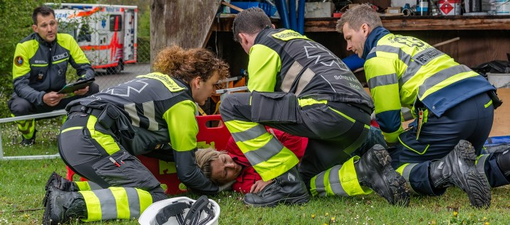 FREC casualty management