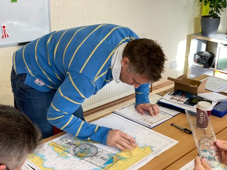 RYA Essential Navigation Course