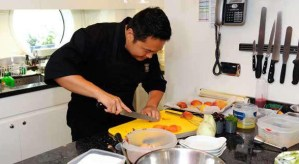 Yacht-Chef-Food
