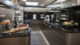 Super Yacht Galley