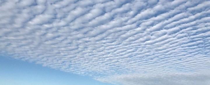 Mackerel Scales or Skies