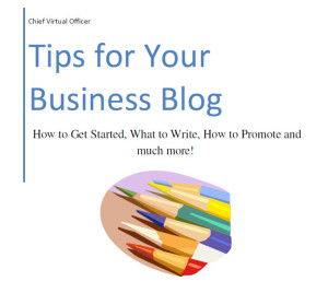 tips for your business blog