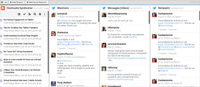 Tips for Using Hootsuite to Monitor Social Media Networks