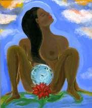 Haumea, goddess of childbirth
