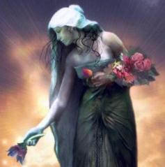 Tailtiu, goddess of the land