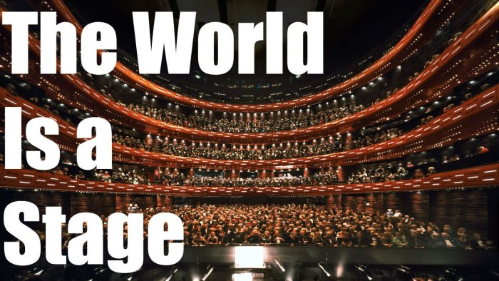The World is a Stage_Chief Yuya