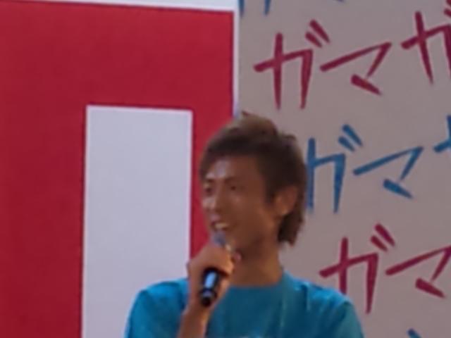 蒲郡競艇で池田浩二選手に会ってきました