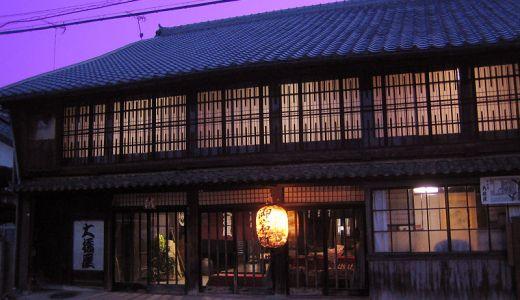 東海道五十三次の赤坂宿で食べられていたとされる雲助飯