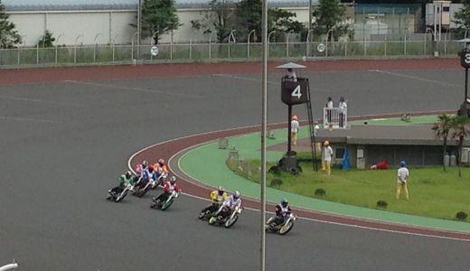 オートレースの面白さが私たちには分からなかったらしい。浜松オートレース
